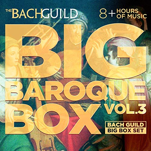 Big Baroque Box, Vol III by Various Artists