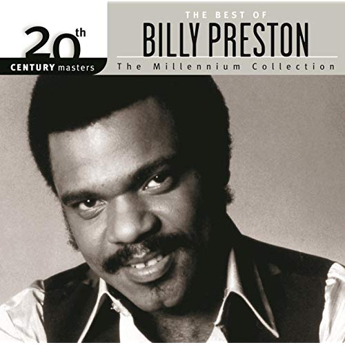 The Millennium Collection: Best Of Billy Preston by Billy Preston