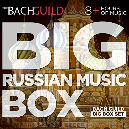 Big Russian Music Box by Various Artists