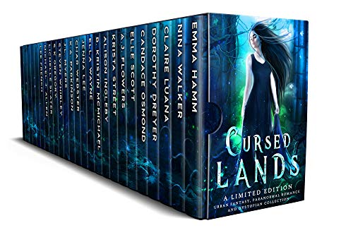 Cursed Lands by Various Authors