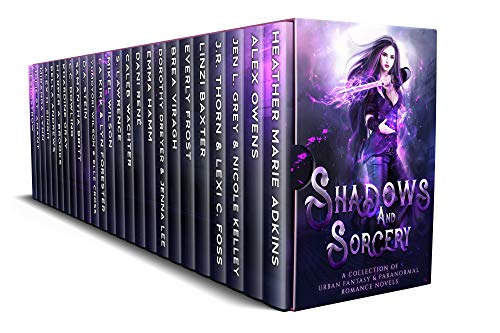 Shadows and Sorcery by Various Authors