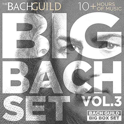 Big Bach Set, Volume 3 by Various Artists