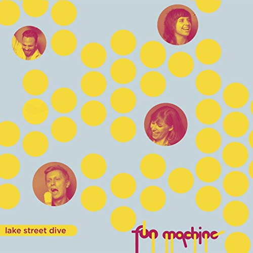 Fun Machine EP by Lake Street Dive