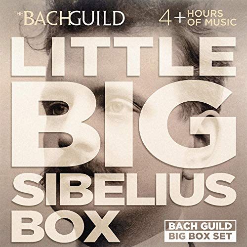Little Big Sibelius Box by Various Authors