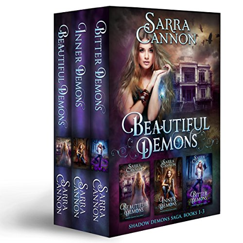 Beautiful Demons Box Set, Books 1-3 by Sarra Cannon