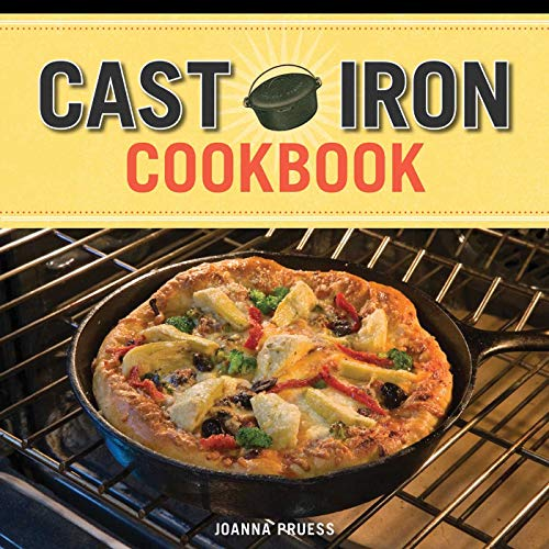 Cast Iron Cookbook  by Joanna Pruess