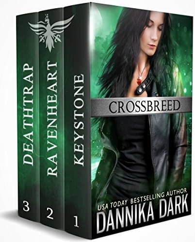 The Crossbreed Series (Books 1-3) by Dannika Dark