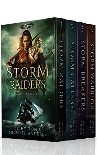 Storms Of Magic Boxed Set by PT Hylton