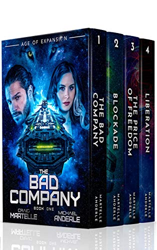 The Bad Company Boxed Set by Craig Martelle