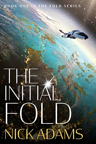 The Initial Fold by Nick Adams