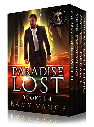 Paradise Lost - Boxed Set (Books 1 - 4) by Ramy Vance