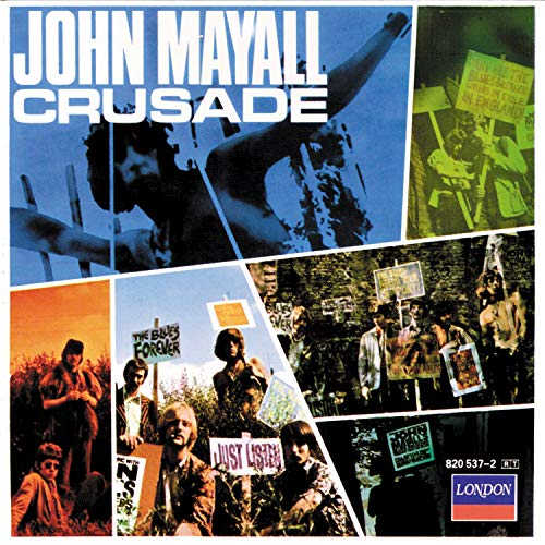 Crusade by John Mayall & The Bluesbreakers