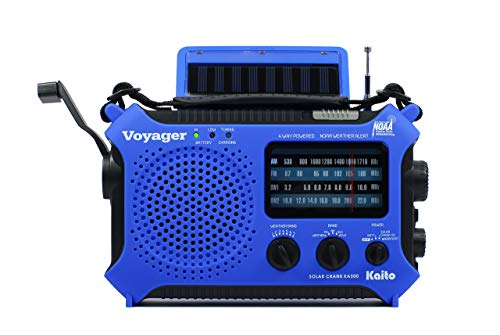 Emergency AM/FM/SW Weather Alert Radio