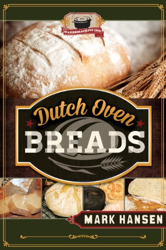Dutch Oven Breads  by Mark Hansen