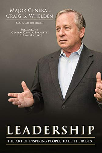 Leadership: The Art of Inspiring People to Be Their Best  by Craig Whelden