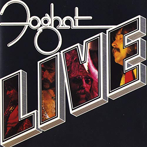 Live by Foghat