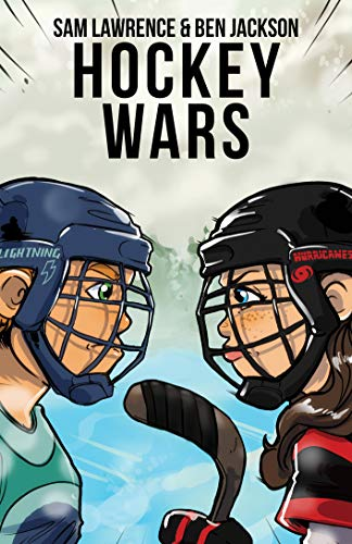 Hockey Wars  by Sam Lawrence
