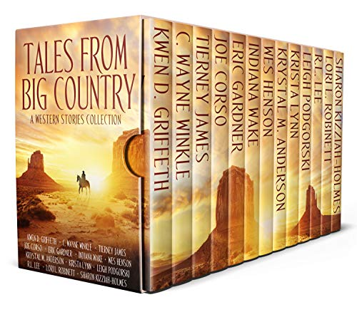 Tales from Big Country: A Western Stories Collection by Various Authors