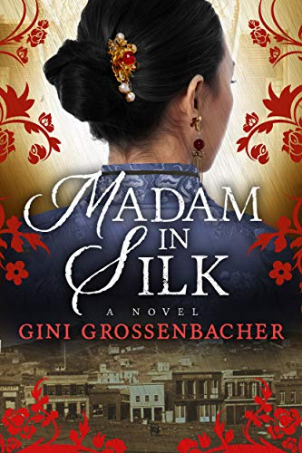 Madam in Silk  by Gini Grossenbacher