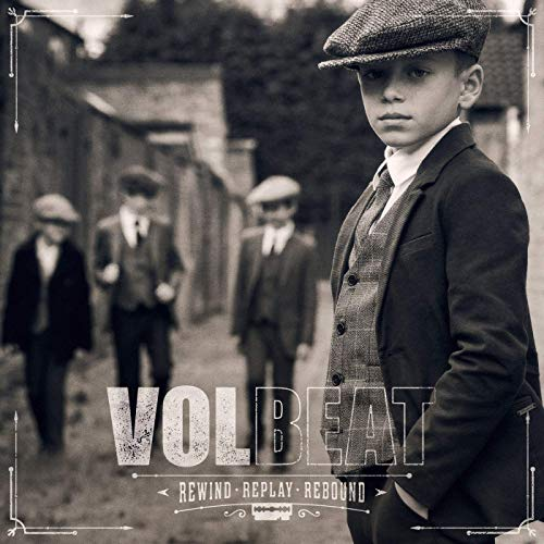 Rewind, Replay, Rebound by Volbeat