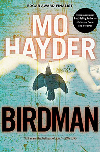 Birdman (Jack Caffery Book 1)  by Mo Hayder