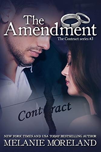 The Amendment by Melanie Moreland