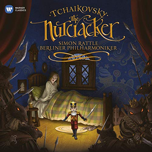 Tchaikovsky: The Nutcracker by Sir Simon Rattle/Berliner Philharmoniker