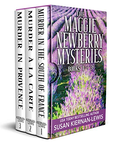 The Maggie Newberry Mysteries: Books 1,2,3 by Susan Kiernan-Lewis