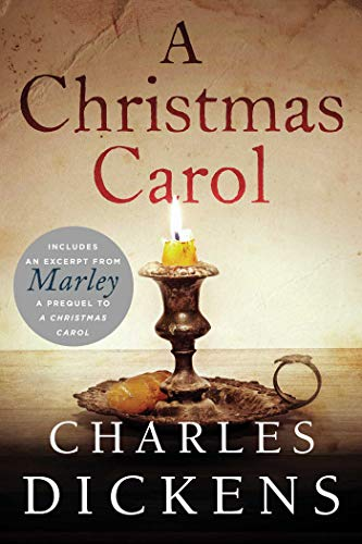 A Christmas Carol (Christmas Books series Book 1)                                                 by Charles Dickens