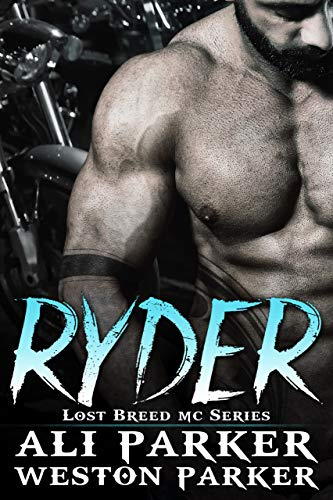 Ryder- The Breed MC by Ali Parker