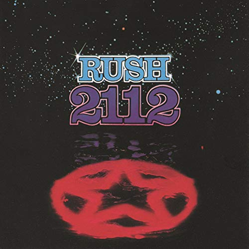 2112 (Remastered) by Rush