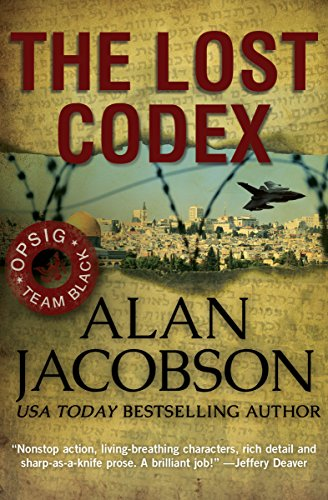 The Lost Codex(OPSIG Team Black Series)                                                 by Alan Jacobson