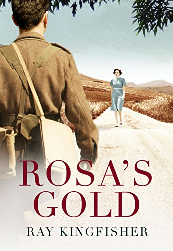 Rosa's Gold                                                 by Ray Kingfisher