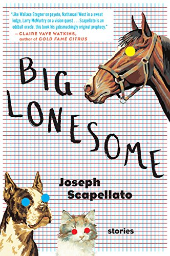 Big Lonesome             by Joseph Scapellato