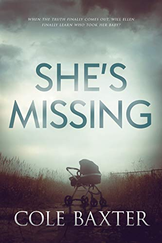 She's Missing by Cole Baxter