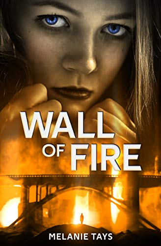 Wall of Fire by Melanie Tays