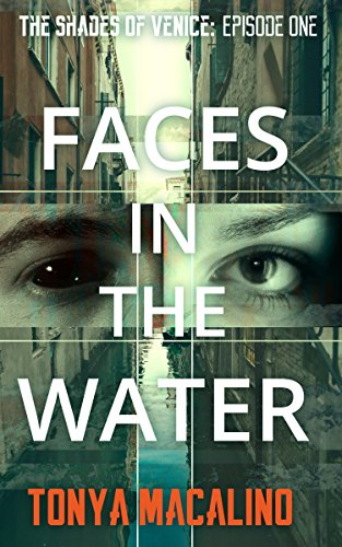 Faces in the Water by Tonya Macalino