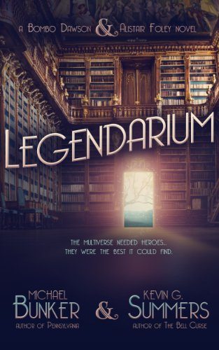 Legendarium             by Kevin G. Summers