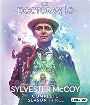 Doctor Who: Sylvester McCoy Complete Season Three