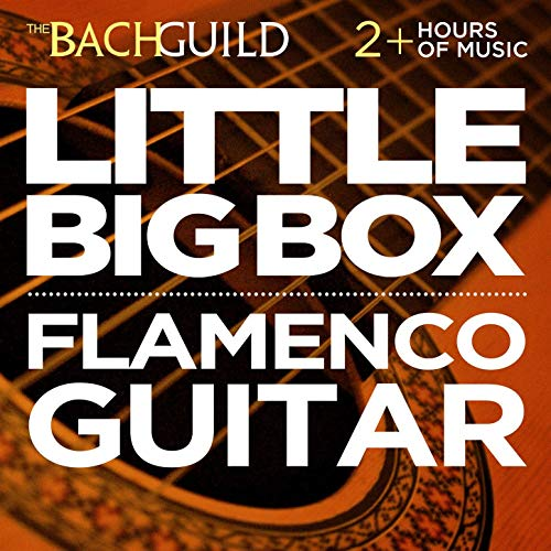 Little Big Box: Flamenco by Manitas de Plata, Jose Reyes & Manero Baliardo