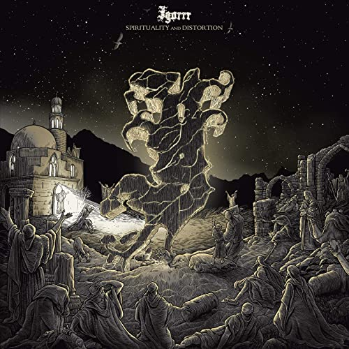 Spirituality and Distortion by Igorrr