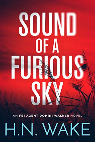 Sound of a Furious Sky: FBI Agent Domini Walker Book 1 by HN Wake