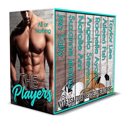The Players-All or Nothing by Jen Talty