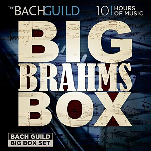 Big Brahms Box by Various Artists