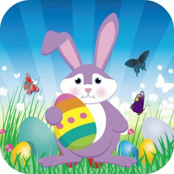 Easter Egg Game for Kids
