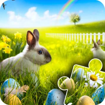 Happy Easter Jigsaw Puzzles
