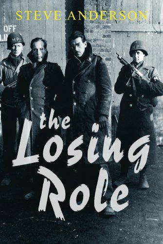 The Losing Role (Kaspar Brothers) by Steve Anderson