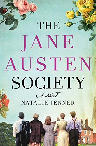 The Jane Austen Society: A Novel by Natalie Jenner
