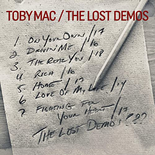 The Lost Demos by TobyMac