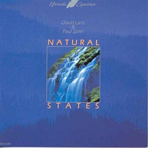 Natural States by David Lanz And Paul Speer